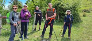 Club de randonnée à Biarritz